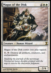 Magus of the Disk - Foil
