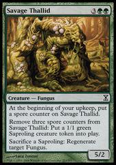 Savage Thallid - Foil