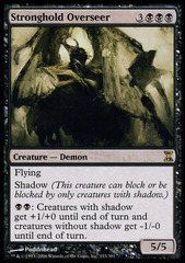 Stronghold Overseer - Foil