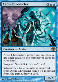 Aeon Chronicler - Foil