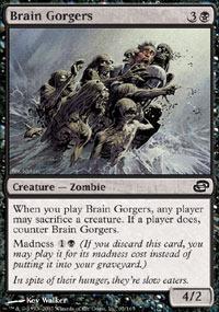 Brain Gorgers - Foil