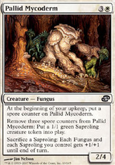 Pallid Mycoderm - Foil