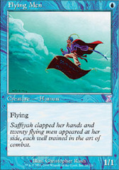 Flying Men - Foil