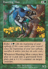 Hunting Moa - Foil on Channel Fireball