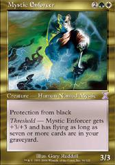 Mystic Enforcer - Foil