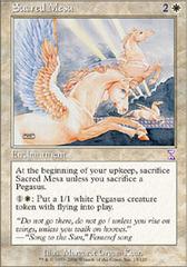 Sacred Mesa - Foil