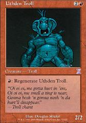 Uthden Troll - Foil