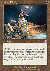 War Barge - Foil