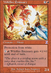 Wildfire Emissary - Foil