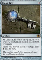 Cloud Key - Foil