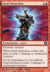 Fatal Attraction - Foil on Channel Fireball