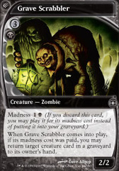 Grave Scrabbler - Foil