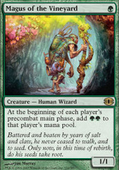 Magus of the Vineyard - Foil