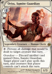 Oriss, Samite Guardian - Foil