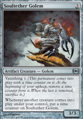 Soultether Golem - Foil