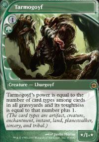 Tarmogoyf - Foil