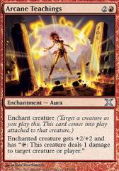 Arcane Teachings - Foil (10E)