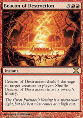 Beacon of Destruction - Foil