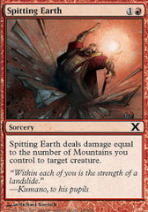 Spitting Earth - Foil