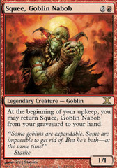 MTG-1x-NM-Mint Goblin Nabob Foil-Ultimate Masters English-Squee