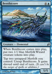 Benthicore - Foil on Channel Fireball