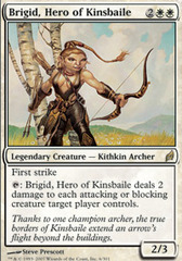 Brigid, Hero of Kinsbaile - Foil