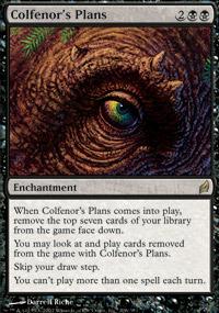 Colfenors Plans - Foil