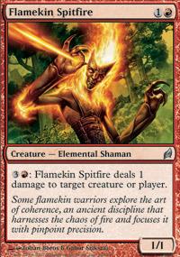 Flamekin Spitfire - Foil