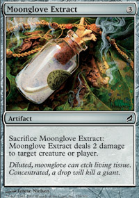 Moonglove Extract - Foil