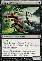 Oona's Prowler - Foil