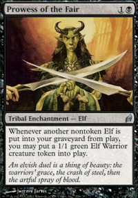Prowess of the Fair - Foil