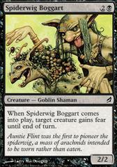 Spiderwig Boggart - Foil