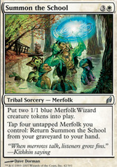 Summon the School - Foil