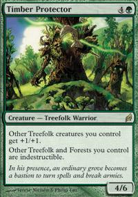 Timber Protector - Foil