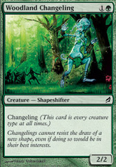 Woodland Changeling - Foil