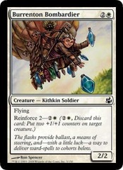 Burrenton Bombardier - Foil on Channel Fireball