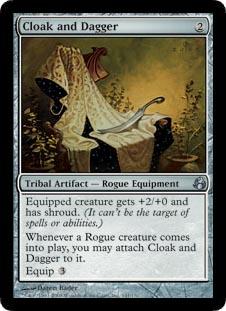 Cloak and Dagger - Foil