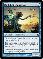Mothdust Changeling - Foil