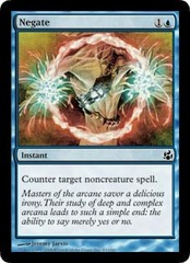 Negate - Foil on Channel Fireball