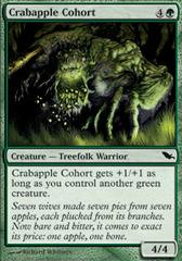 Crabapple Cohort - Foil