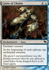 Curse of Chains - Foil