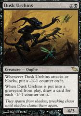Dusk Urchins - Foil