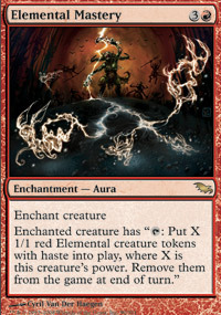 Elemental Mastery - Foil