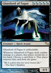Ghastlord of Fugue - Foil