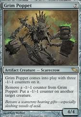 Grim Poppet - Foil