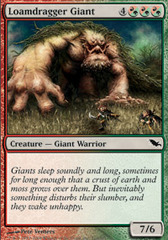 Loamdragger Giant - Foil