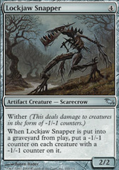 Lockjaw Snapper - Foil