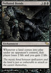 Polluted Bonds - Foil