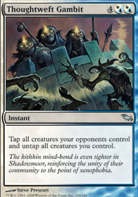 Thoughtweft Gambit - Foil