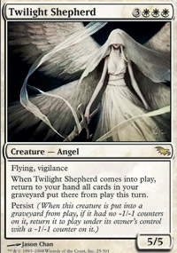 Twilight Shepherd - Foil